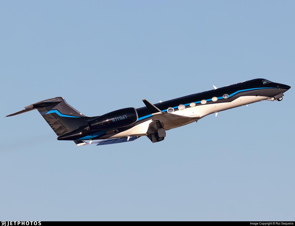 N111MT - Gulfstream G-V - Private