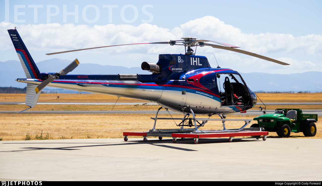ZK-IHL - Eurocopter AS 350B3 Ecureuil - GCH Aviation