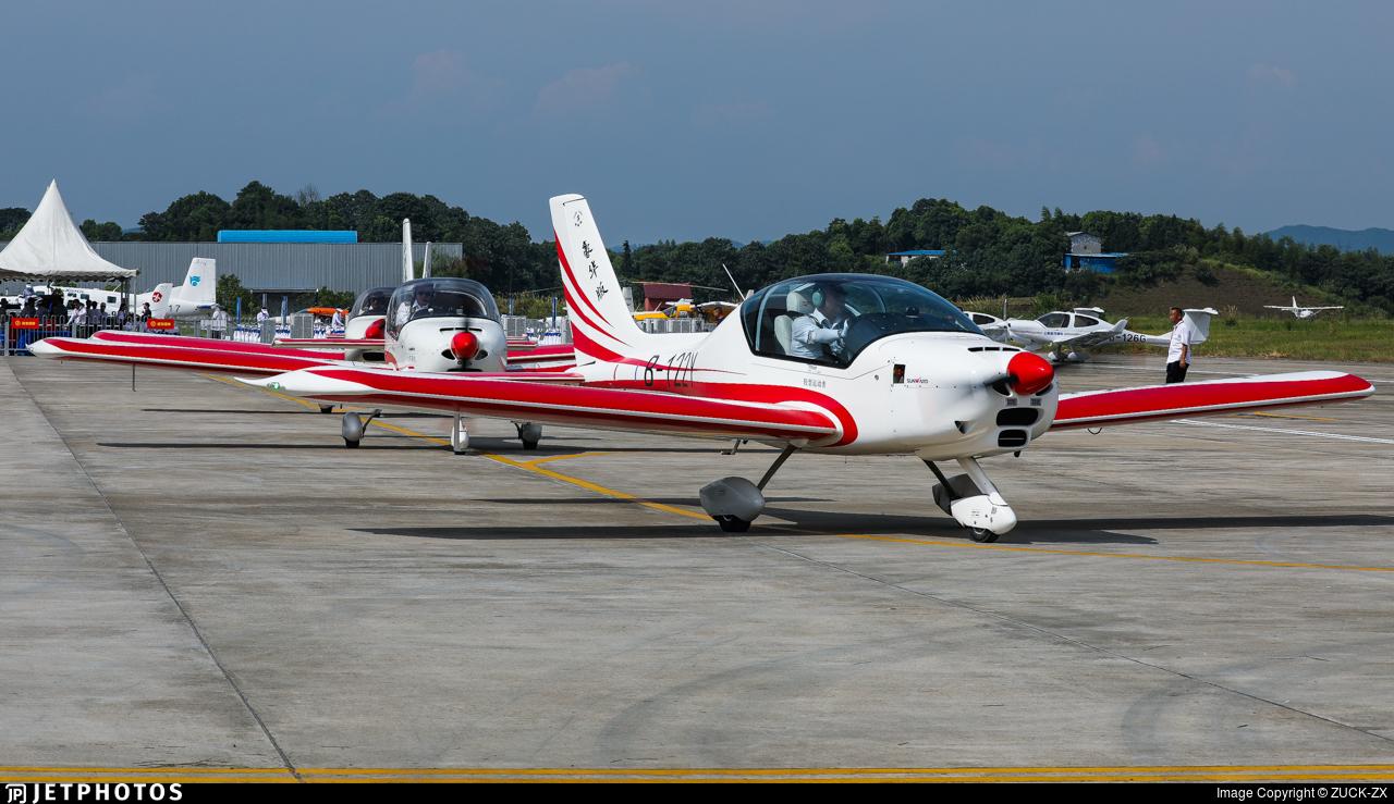 B-122Y - Sunward SA60L Aurora - Hunan Shanhe Huaxiang General Aviation