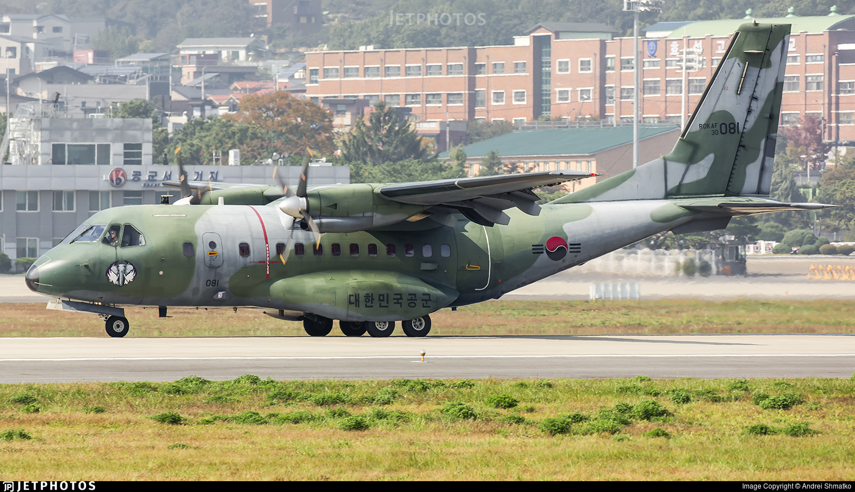 30-081 - CASA CN-235M-100 - South Korea - Air Force