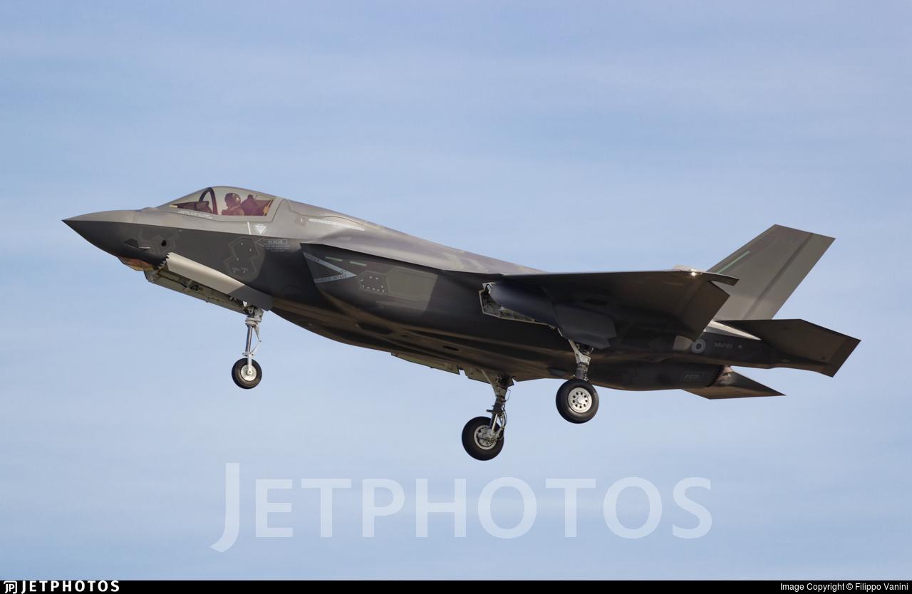MM7451 - Lockheed Martin F-35B Lightning II - Italy - Air Force