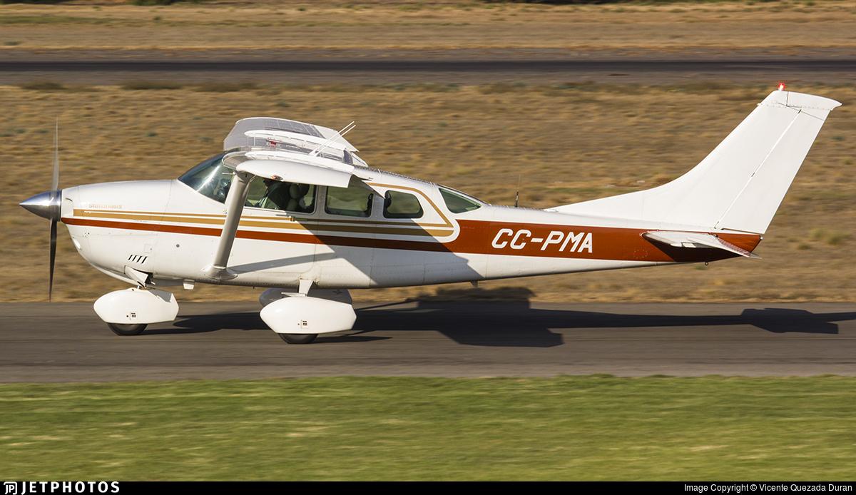 CC-PMA - Cessna U206G Stationair - Private