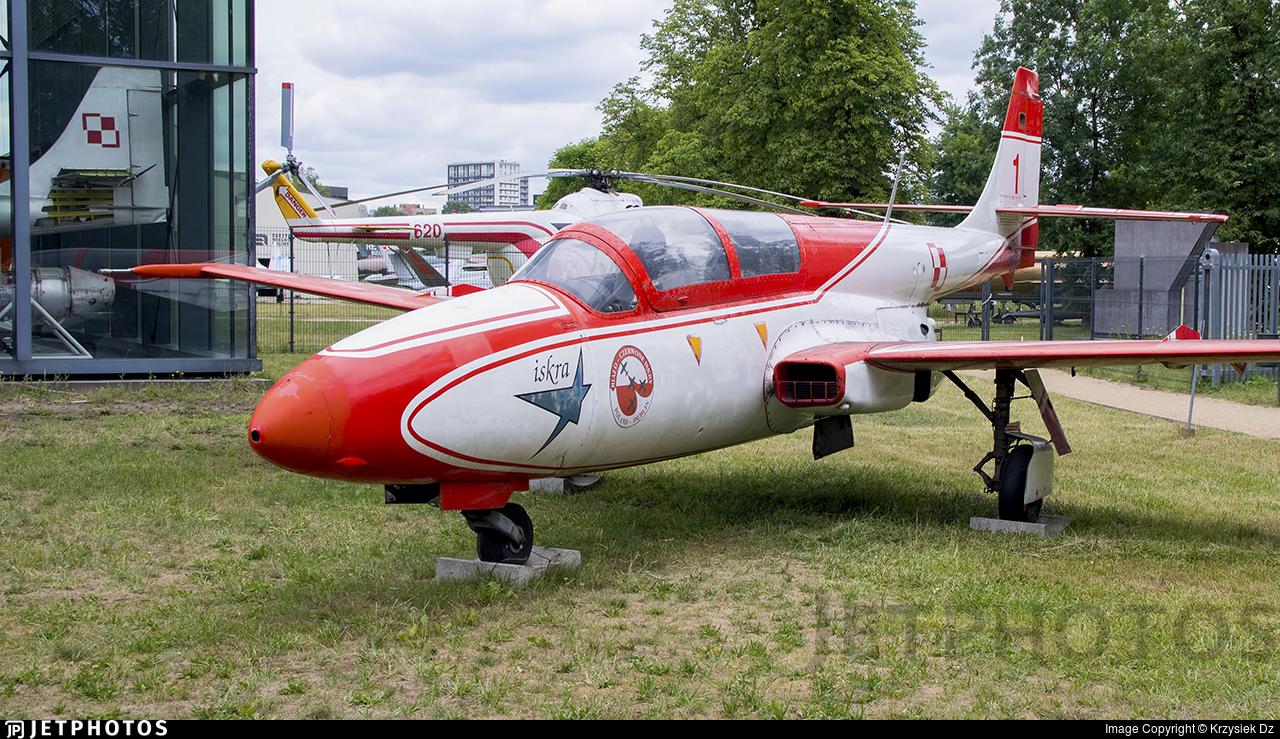 730 - PZL-Mielec TS-11bis B Iskra - Poland - Air Force