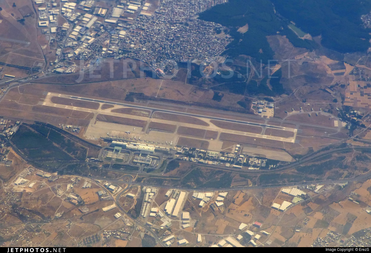 LTBJ - Airport - Airport Overview
