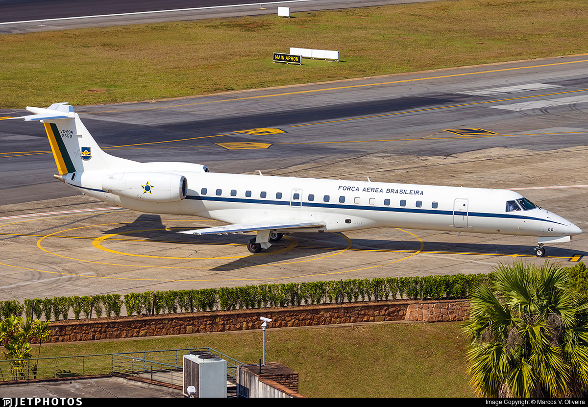 FAB2550 - Embraer VC-99A - Brazil - Air Force