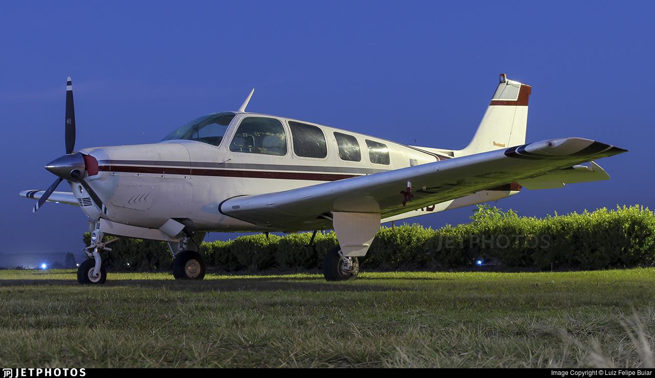 PT-CKB - Beechcraft A36 Bonanza - Private