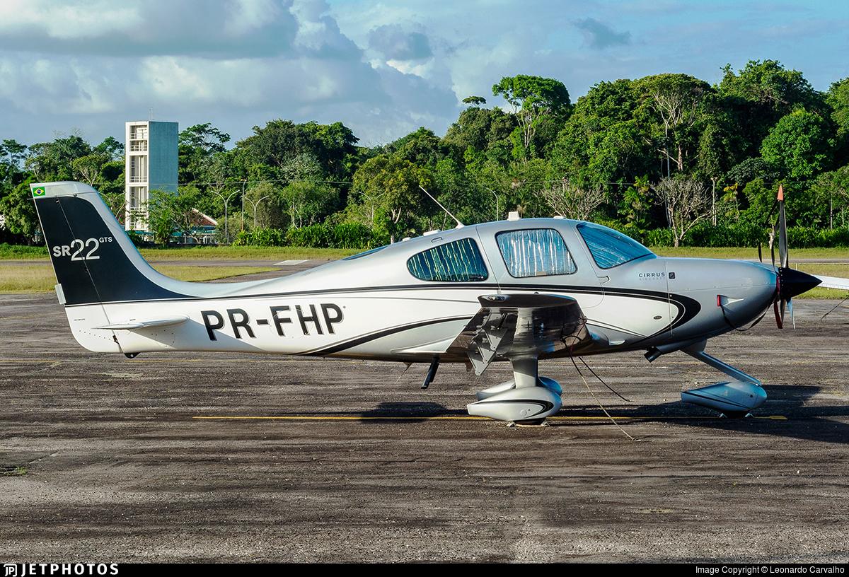 PR-FHP - Cirrus SR22-GTS - Private