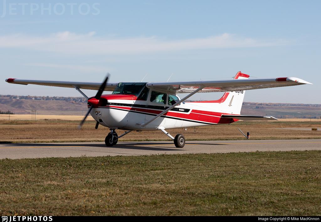 C-GGHB - Cessna 172N Skyhawk - Private