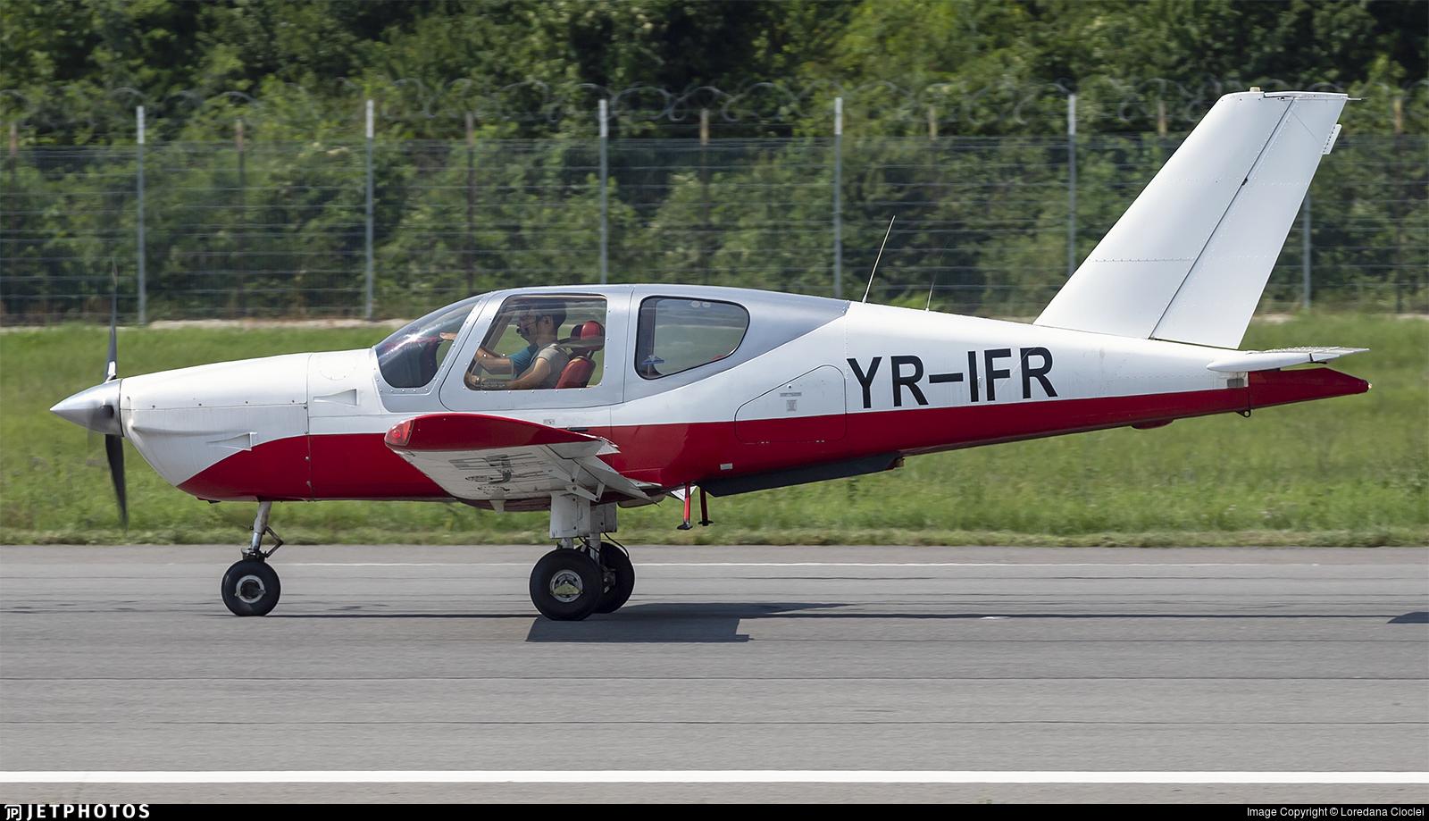 YR-IFR - Socata TB-9 Tampico - Private
