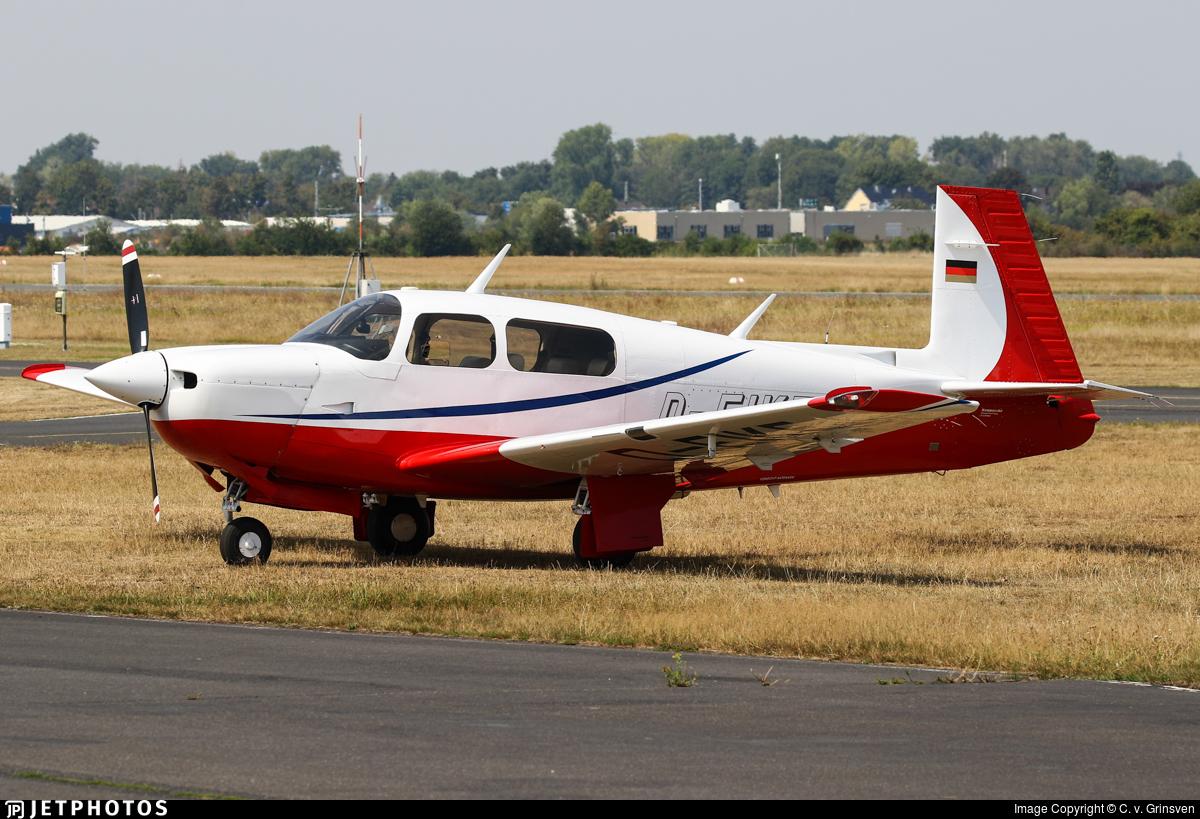 D-EIKE - Mooney M20J-201 - Private