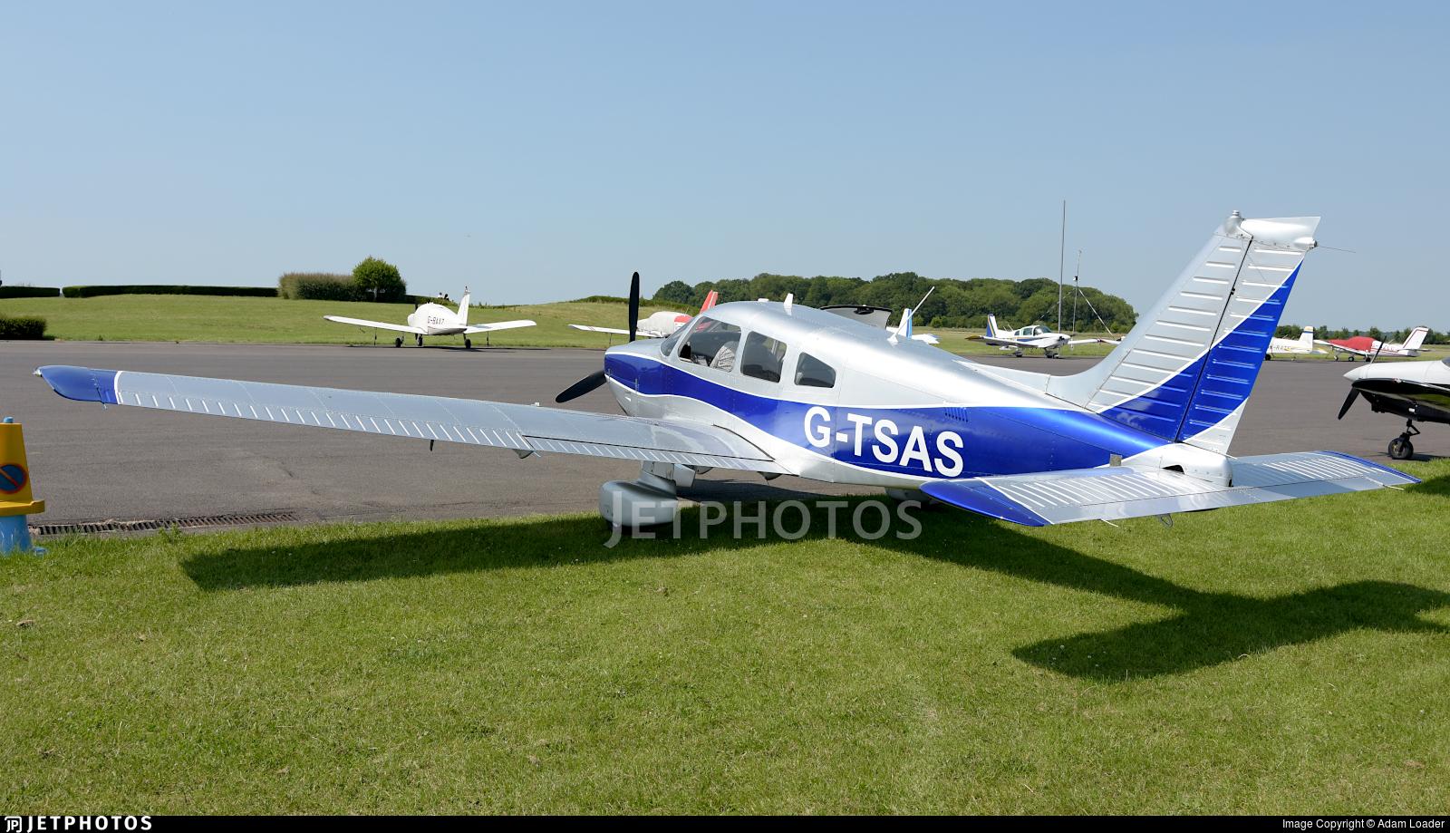 G-TSAS - Piper PA-28-180 Archer - Private