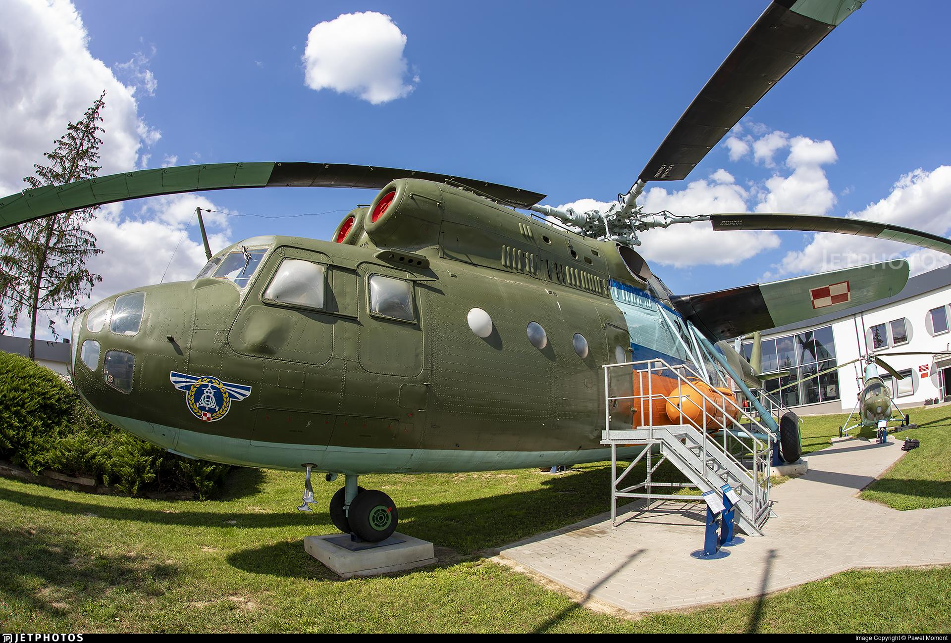 670 - Mil Mi-6 Hook - Poland - Air Force