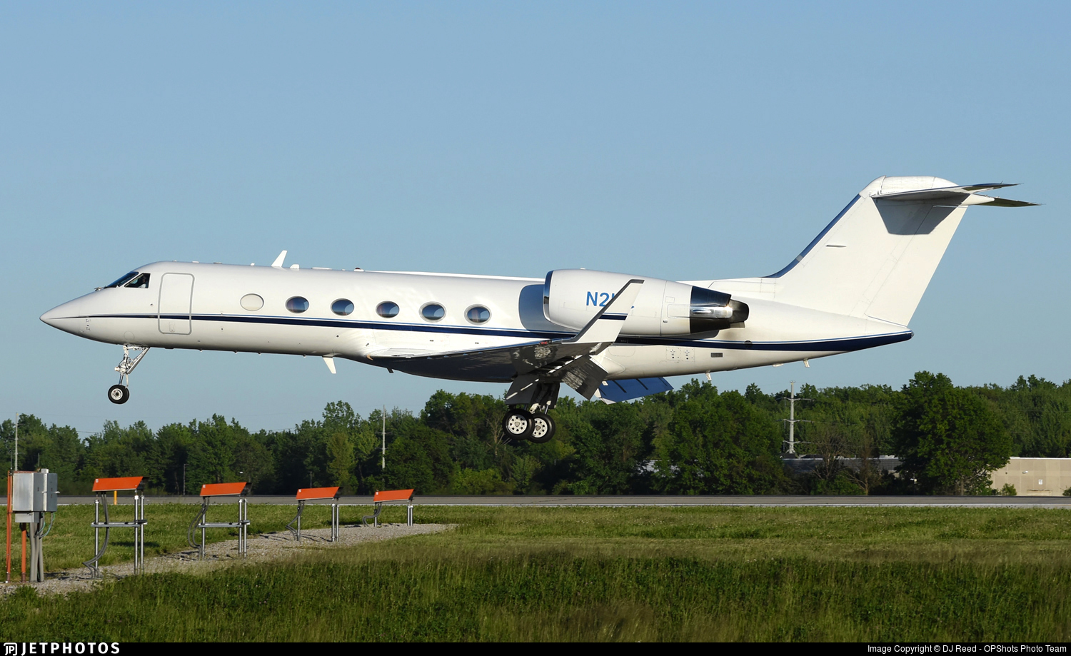 N2HC - Gulfstream G-IV(SP) - Private