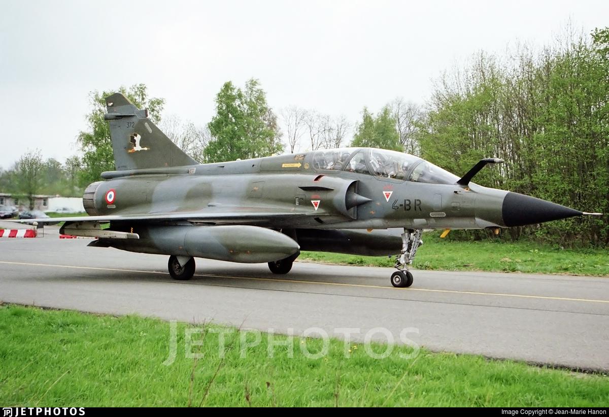 372 - Dassault Mirage 2000N - France - Air Force
