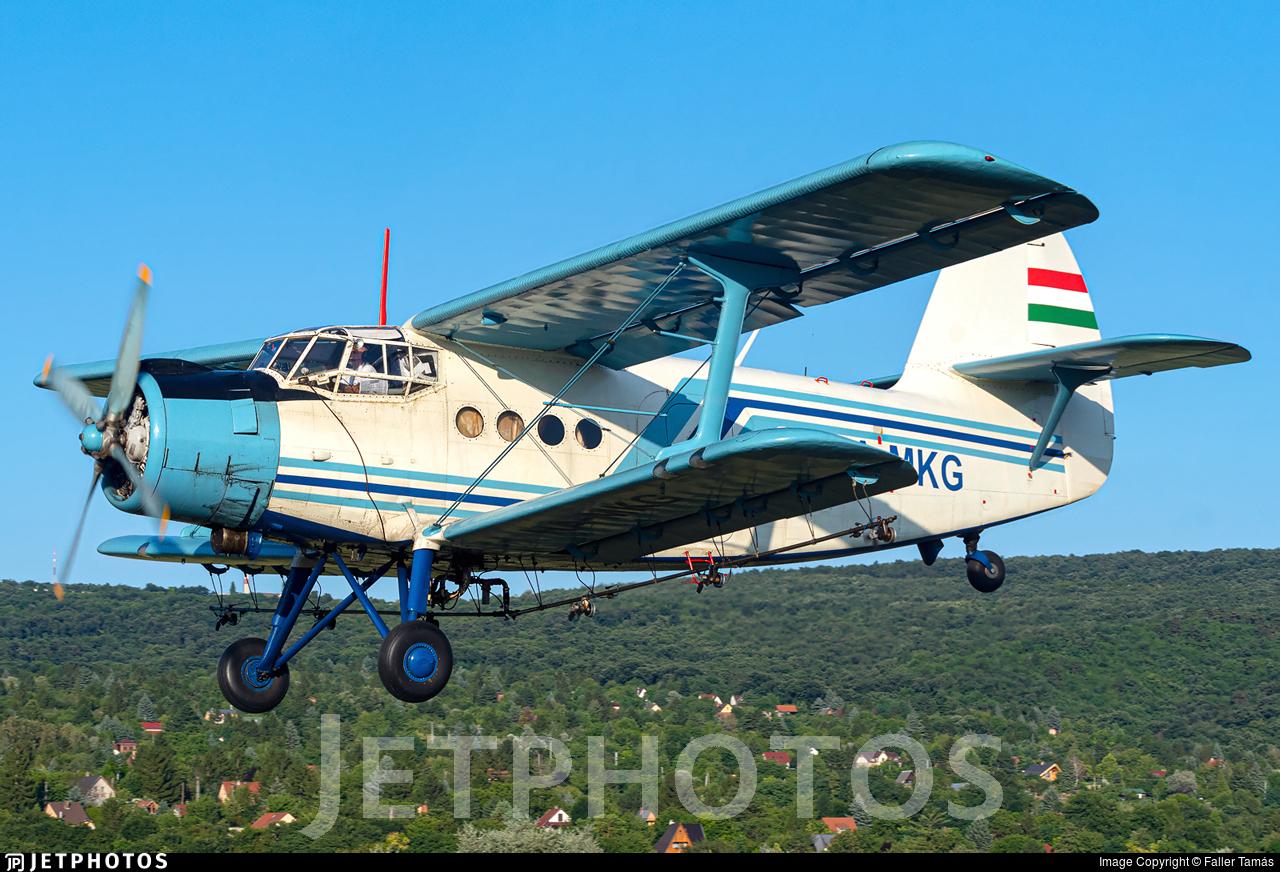 HA-MKG - PZL-Mielec An-2R - Private