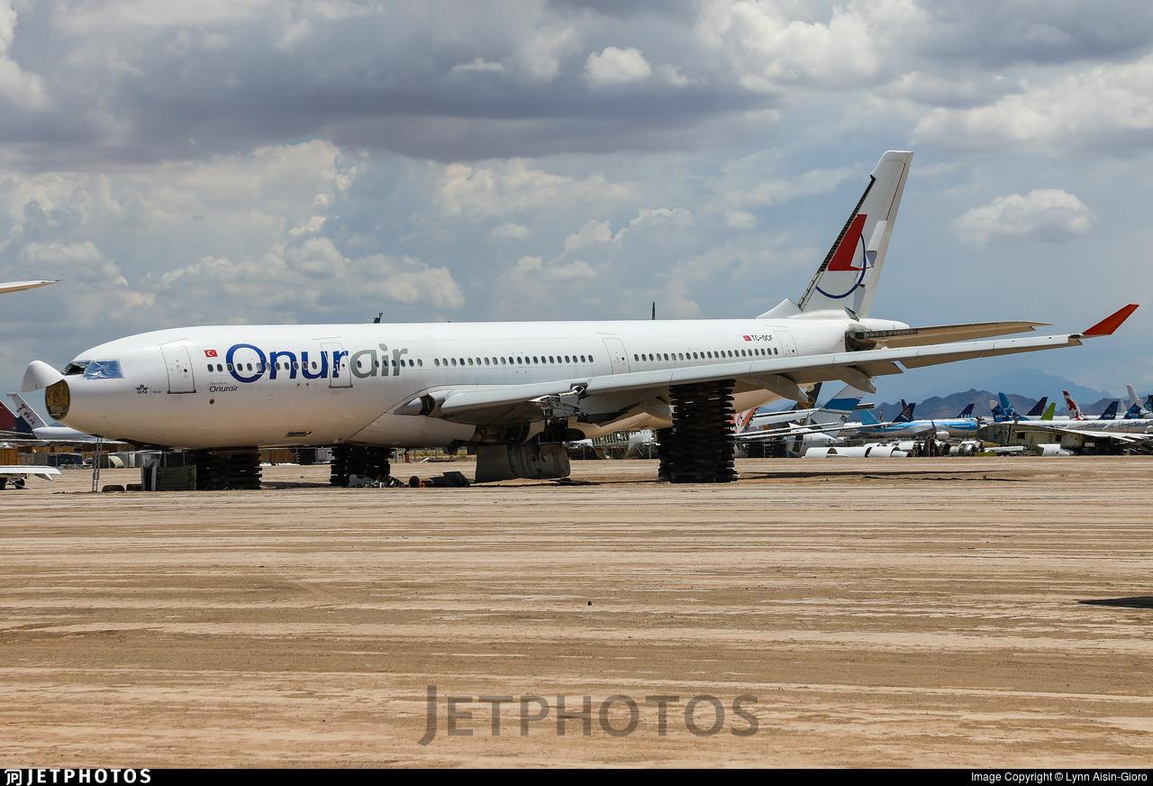 TC-OCF - Airbus A330-223 - Onur Air