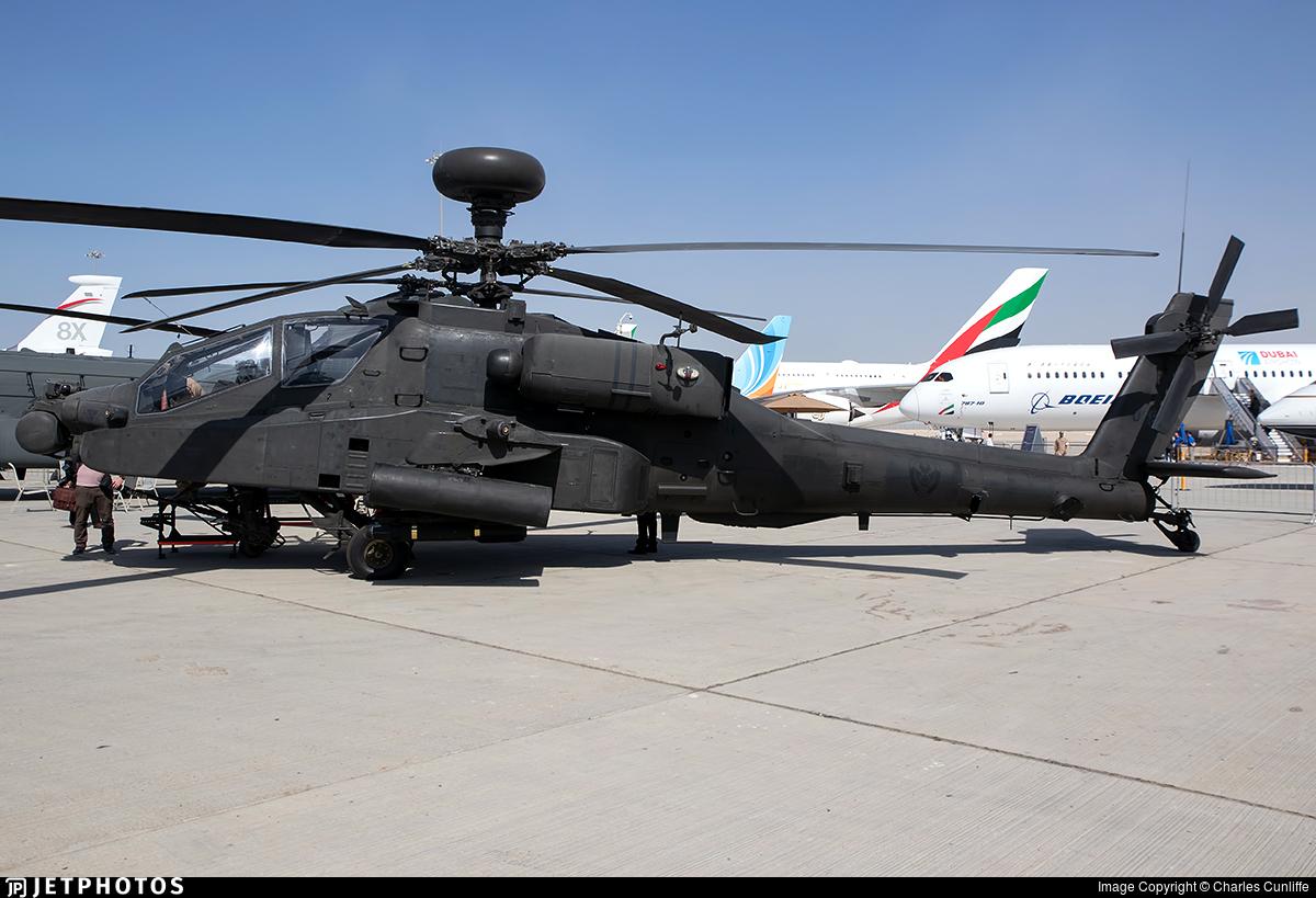 058 - Boeing AH-64D Apache - United Arab Emirates - Air Force