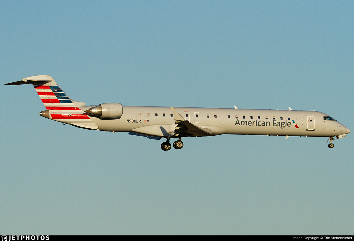 N930LR - Bombardier CRJ-900ER - American Eagle (Mesa Airlines)