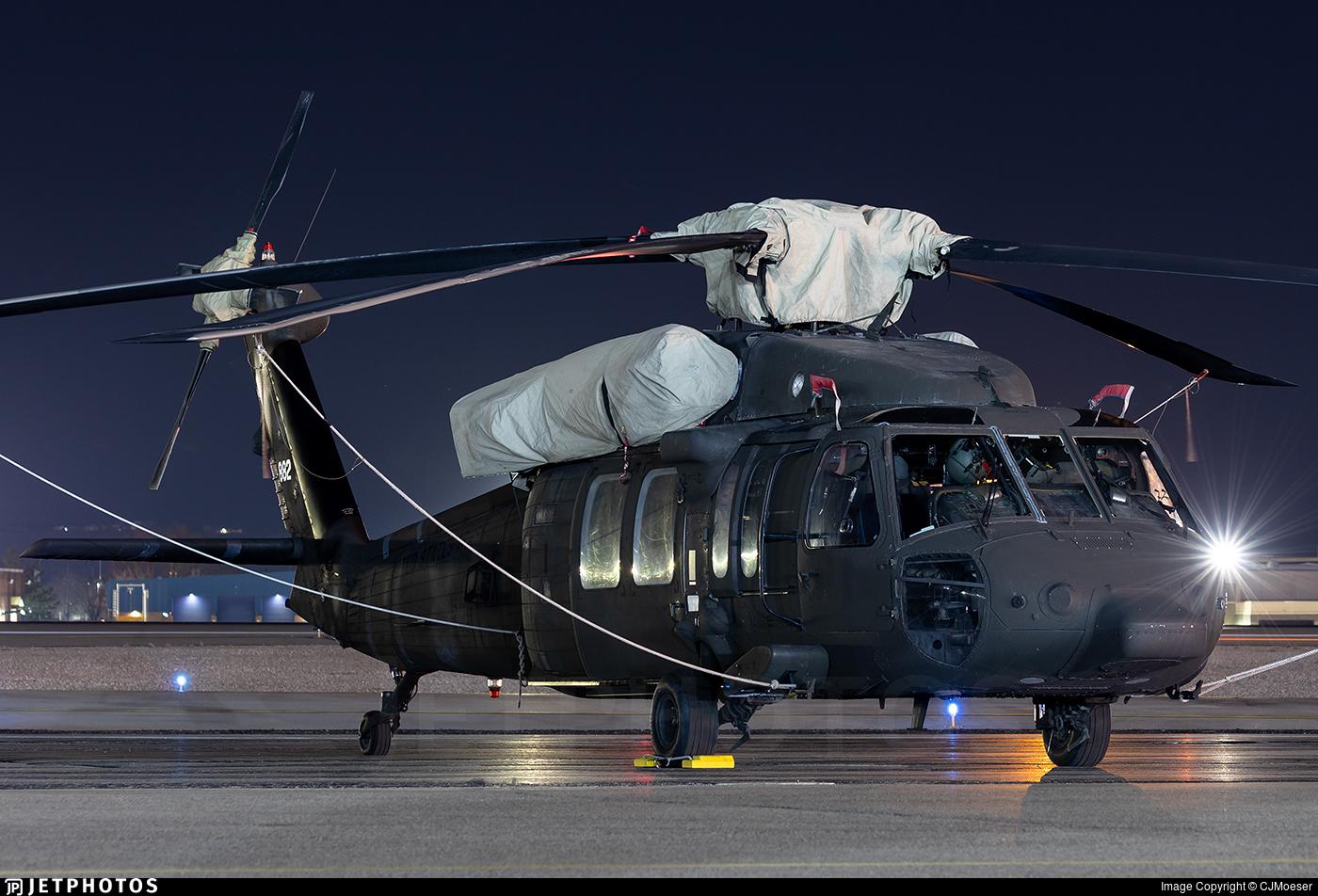 01-26882 - Sikorsky UH-60L Blackhawk - United States - US Army