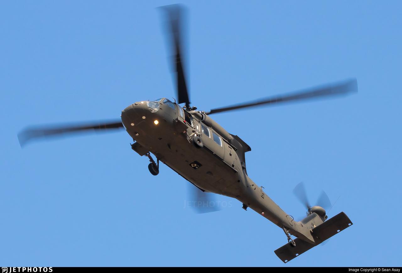 17-20937 - Sikorsky UH-60M Blackhawk - United States - US Army