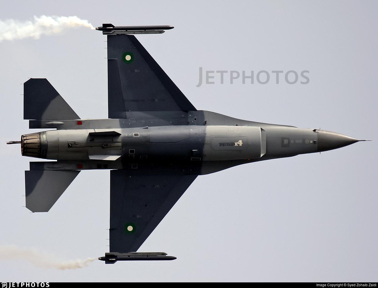 85728 - General Dynamics F-16AM Fighting Falcon - Pakistan - Air Force