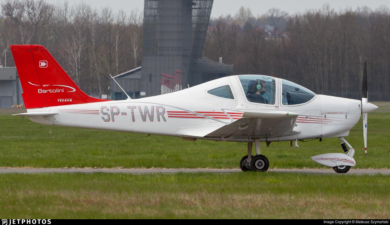 SP-TWR - Tecnam P2002JF Sierra - Bartolini Air