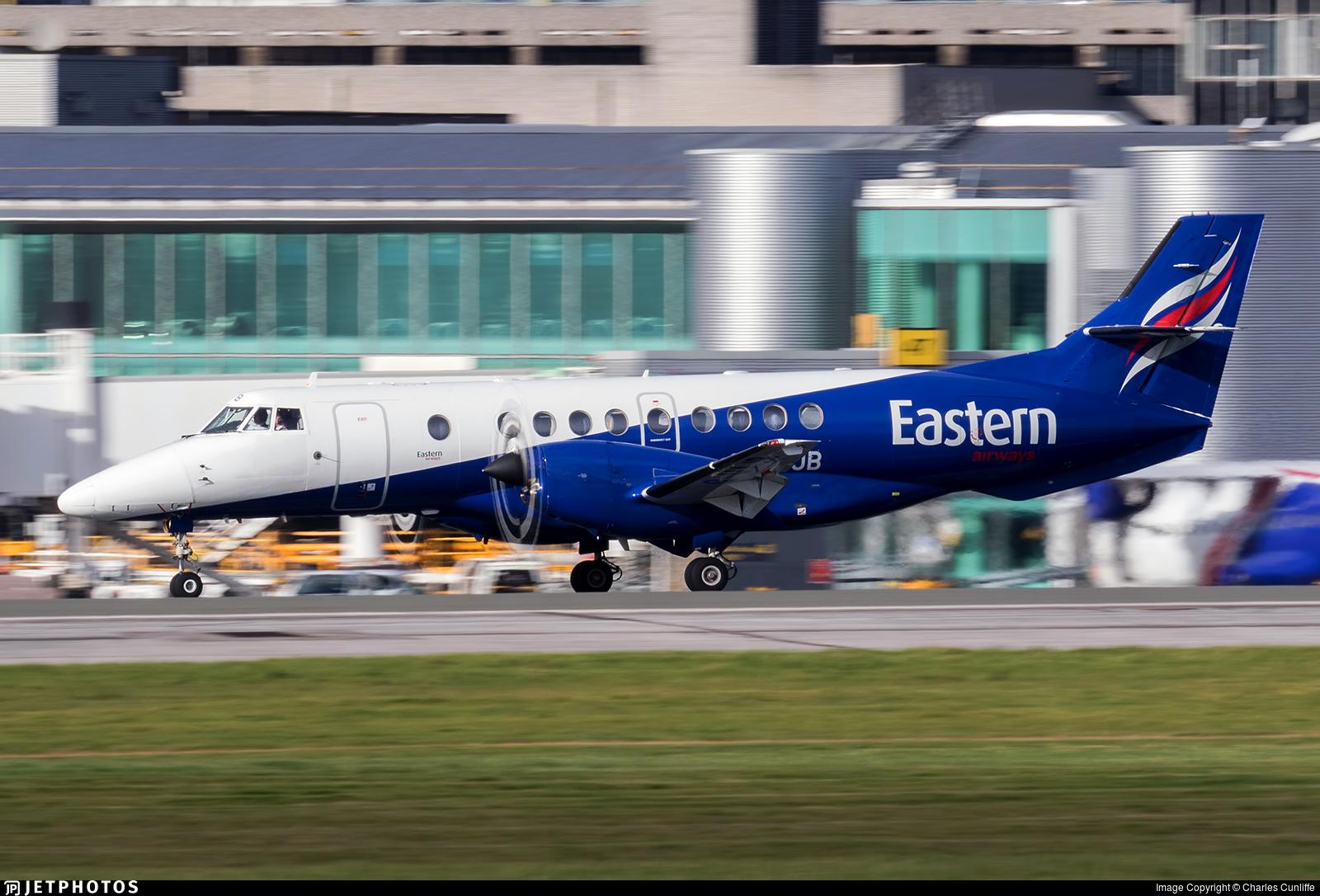 G-MAJB - British Aerospace Jetstream 41 - Eastern Airways