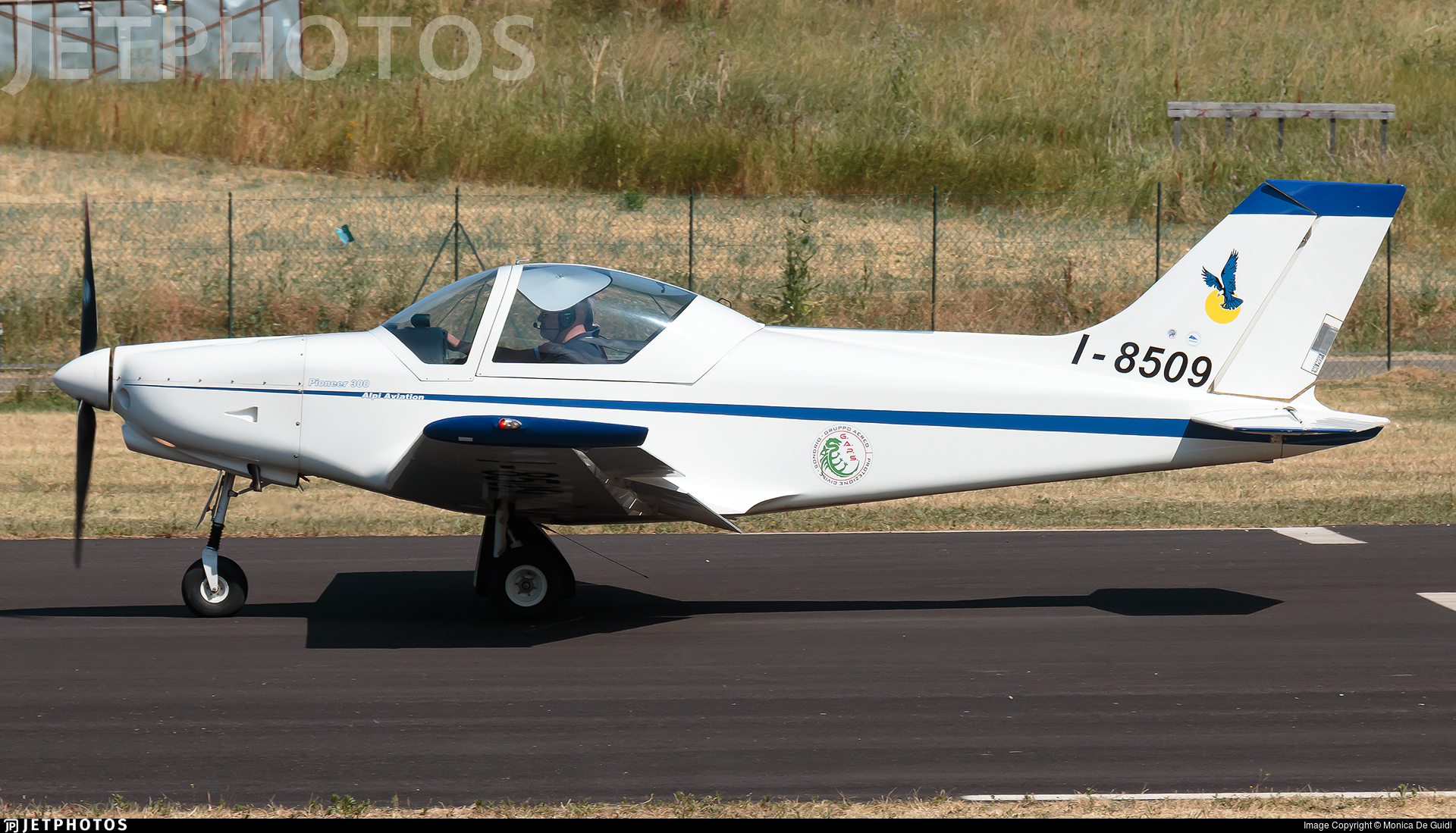 I-8509 - Alpi Pioneer 300 - Private