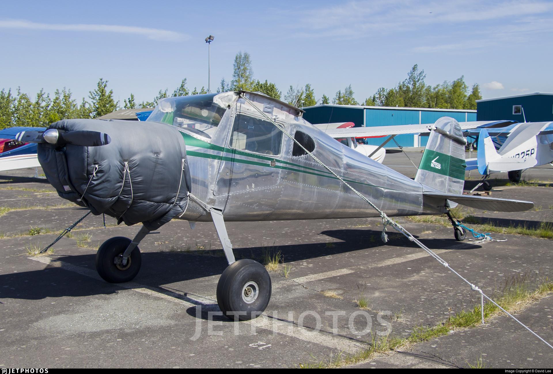 N77325 - Cessna 120 - Private