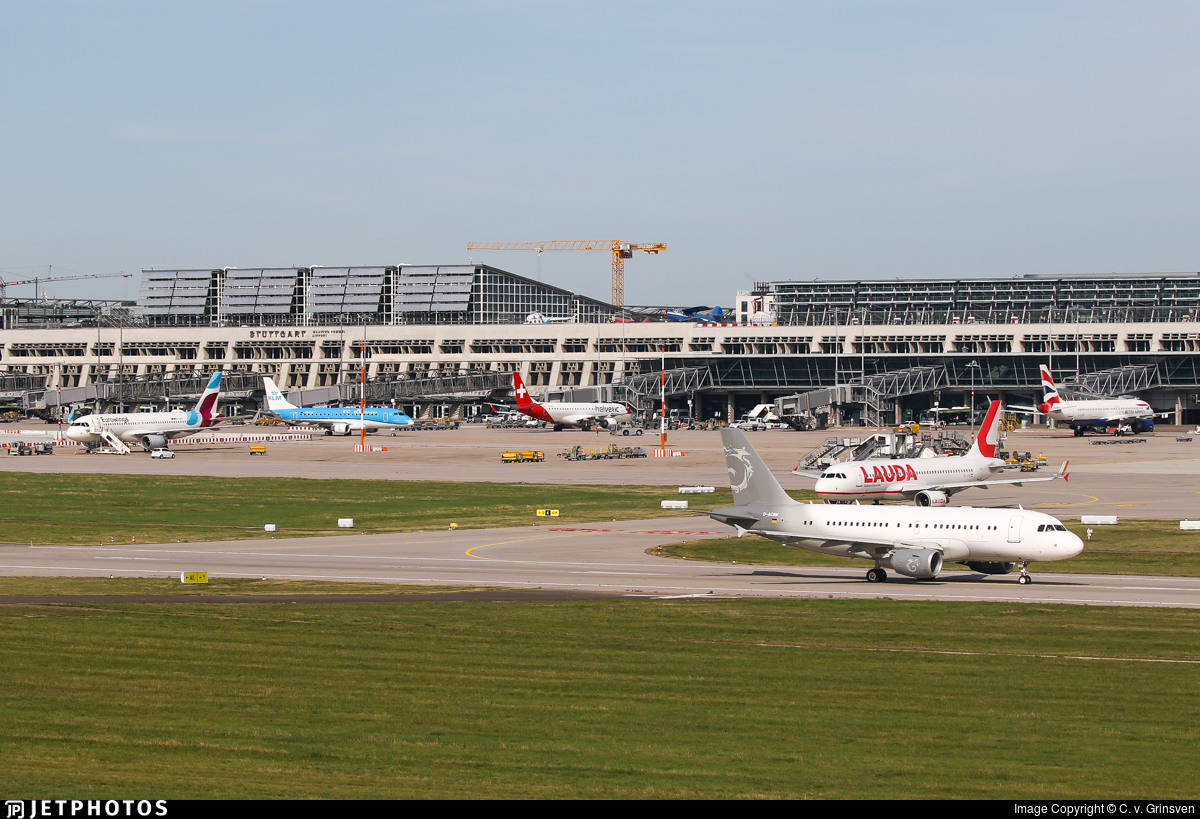EDDS - Airport - Airport Overview