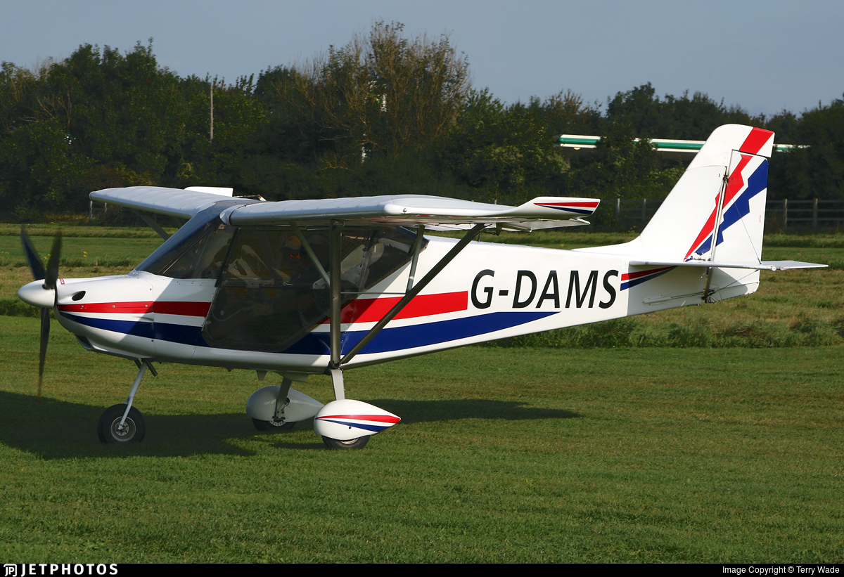 G-DAMS - Skyranger Nynja 912S(1) - Private