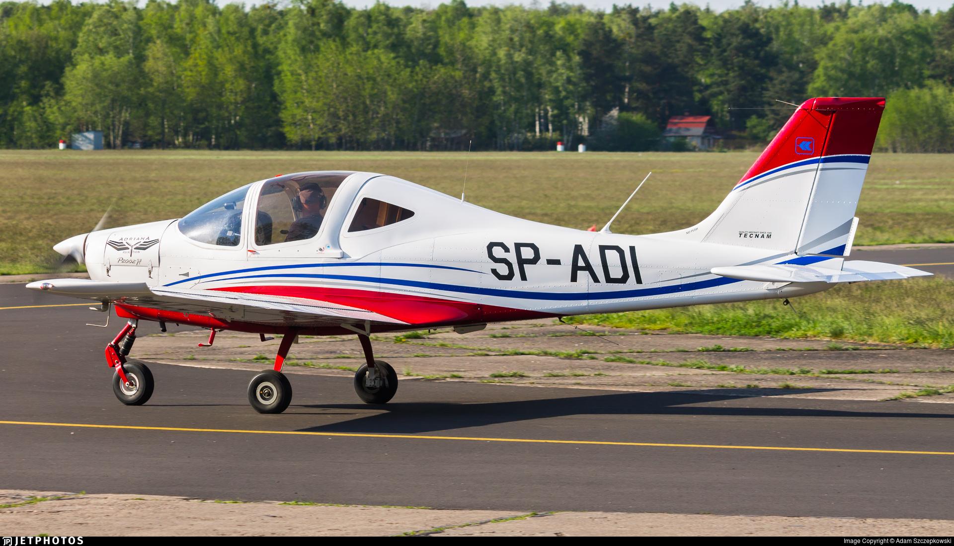 SP-ADI - Tecnam P2002JF Sierra - Adriana Aviation