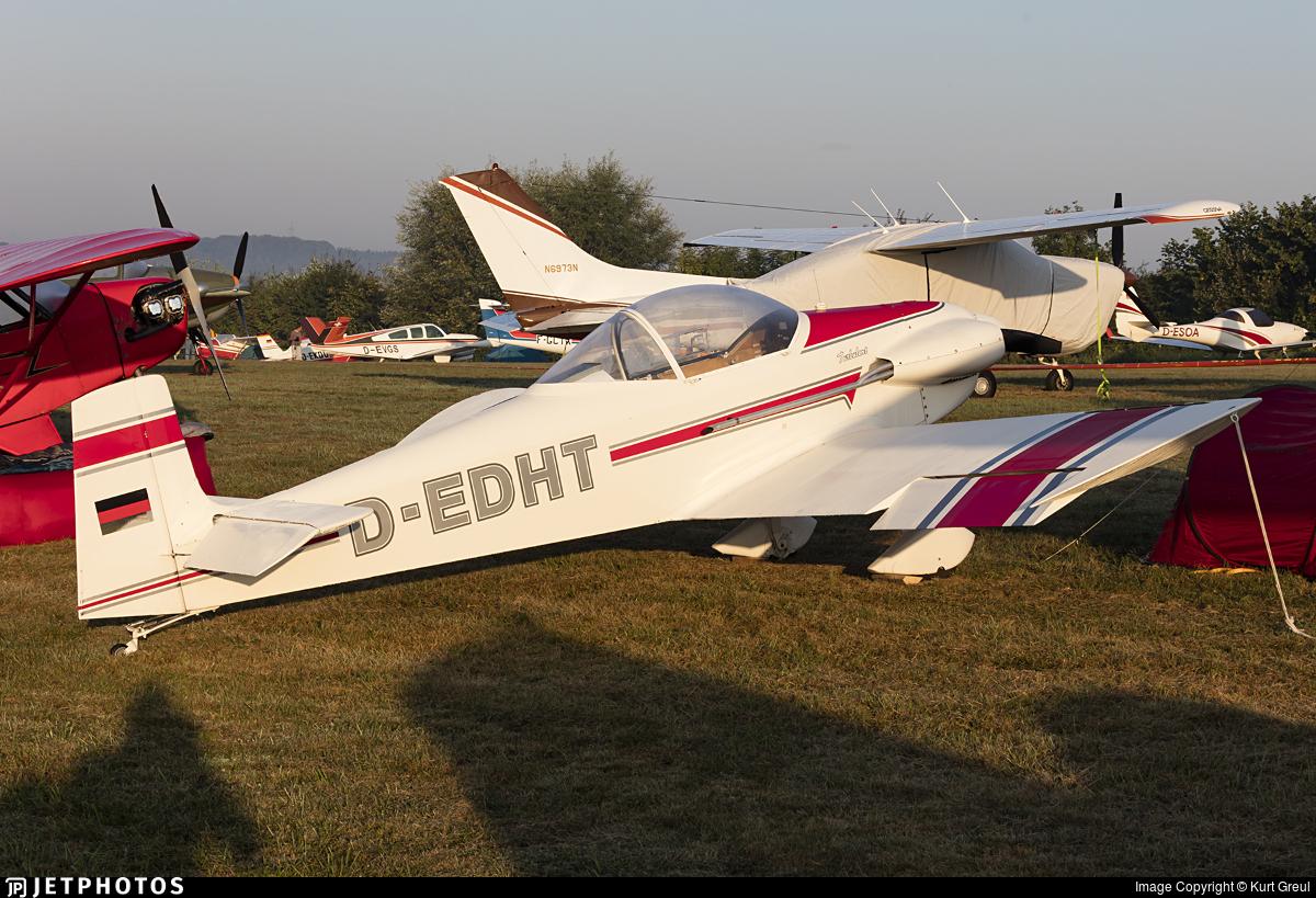 D-EDHT - Druine DR.31 Turbulent - Private