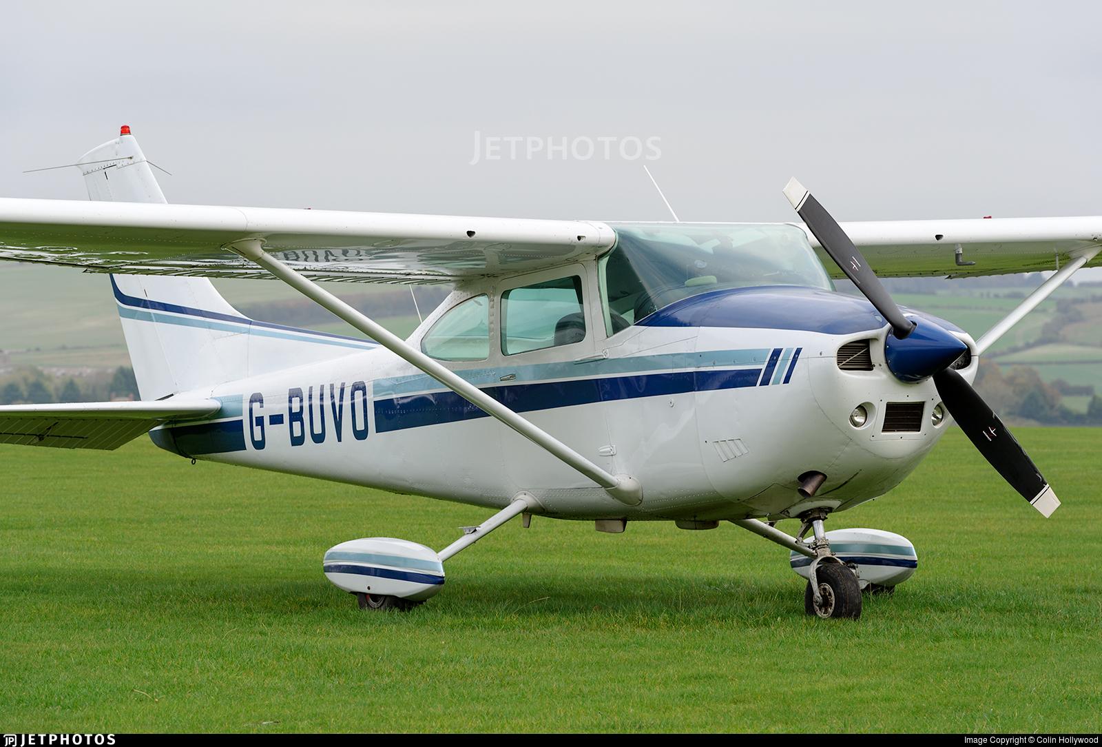 G-BUVO - Reims-Cessna F182P Skylane - Private