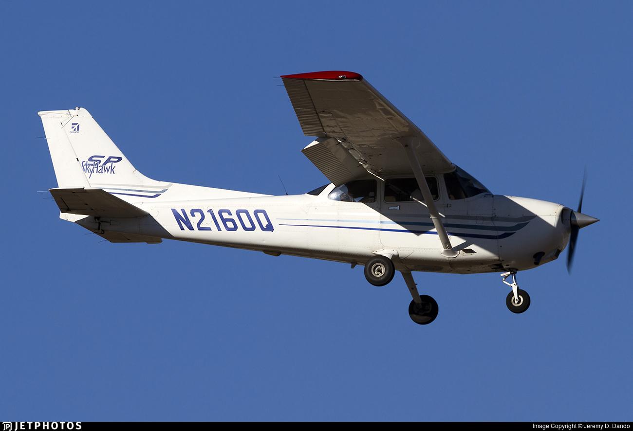 N2160Q - Cessna 172S Skyhawk SP - Private