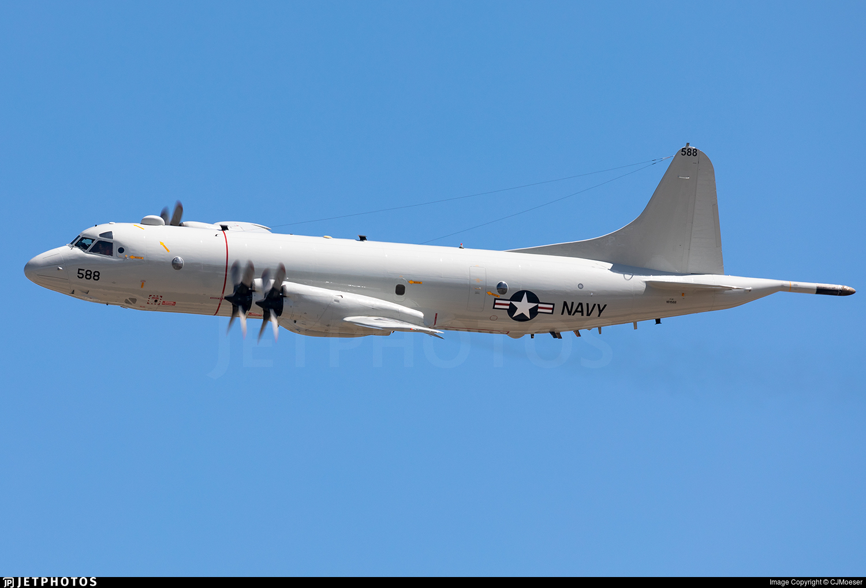 161588 - Lockheed P-3C Orion - United States - US Navy (USN)
