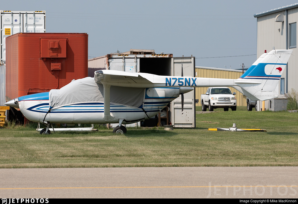 N75NX - Cessna 337G Super Skymaster - Private