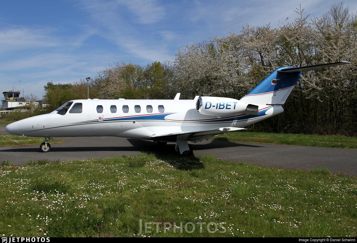 D-IBET - Cessna 525A CitationJet 2 - Private