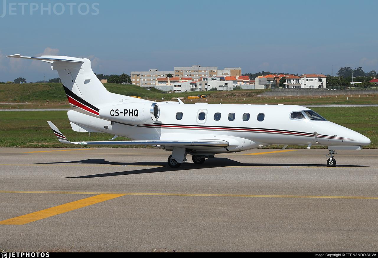 CS-PHQ - Embraer 505 Phenom 300 - NetJets Europe