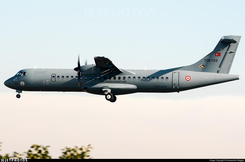 CSX62318 | ATR 72-212A(600) | ATR | Alessandro Maggia | JetPhotos