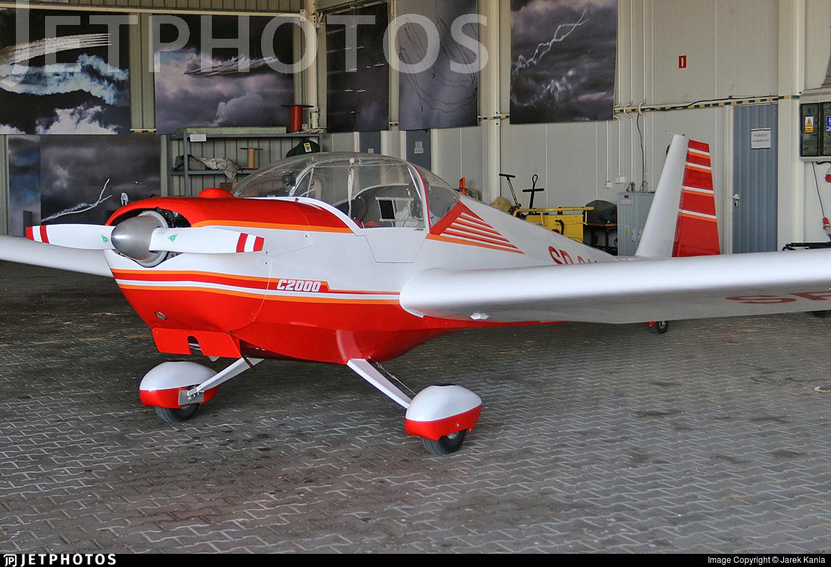 SP-0103 - Scheibe SF.25C Falke - Aeroklub Warminsko-Mazurski