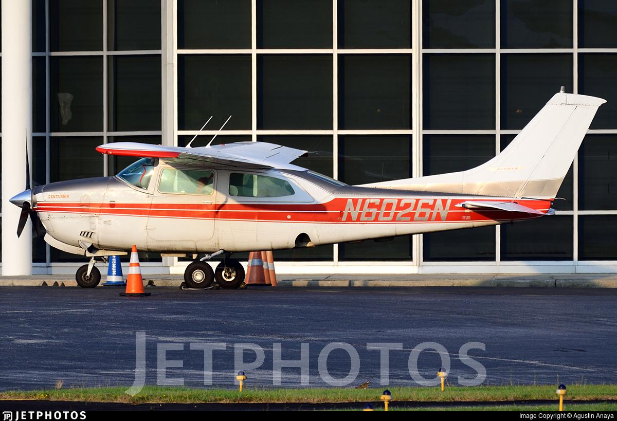 N6026N - Cessna T210M Turbo Centurion II - Private