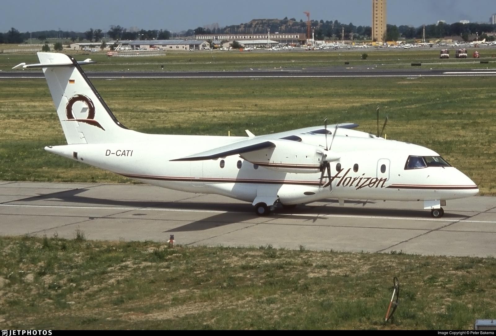 D-CATI - Dornier Do-328-110 - Horizon Air