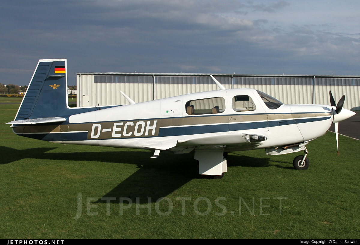 D-ECOH - Mooney M20J - Private