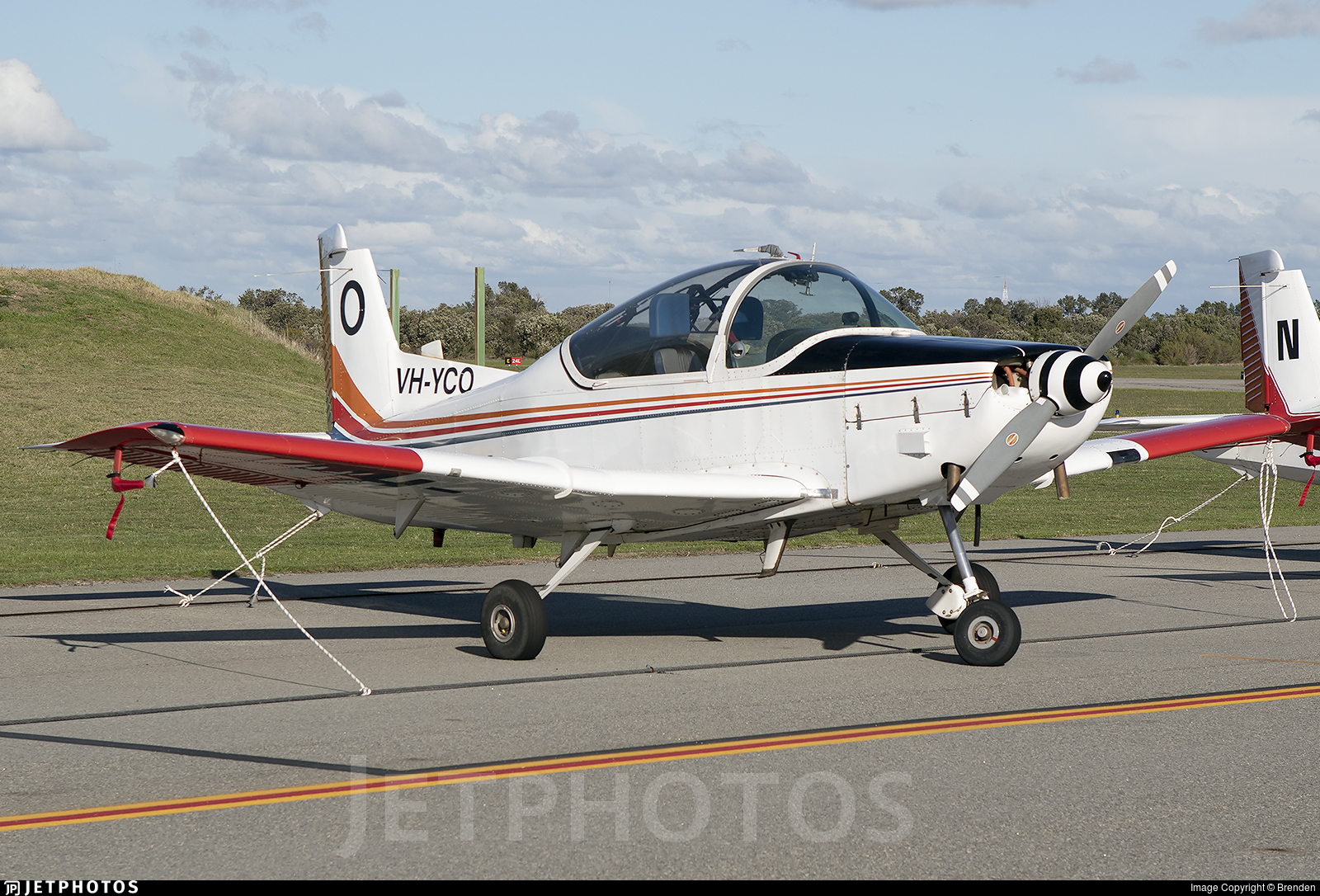VH-YCO - Pacific Aerospace CT-4B Airtrainer - Private