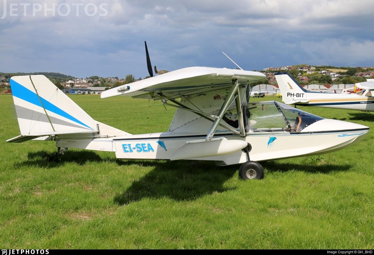 EI-SEA - Progressive Aerodyne SeaRey - Private