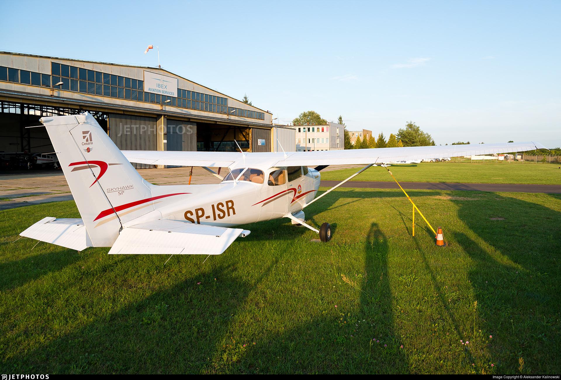 SP-ISR - Cessna 172S Skyhawk SP - Private