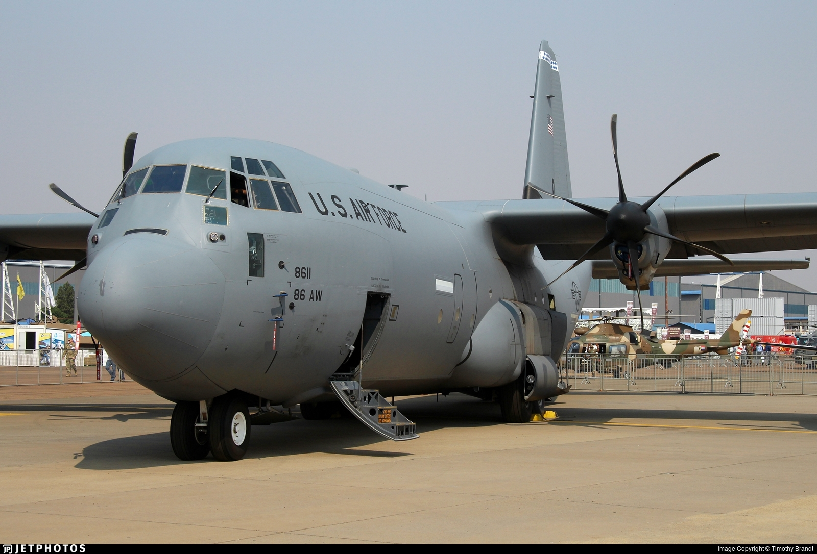 06-8611 - Lockheed Martin C-130J-30 Hercules - United States -