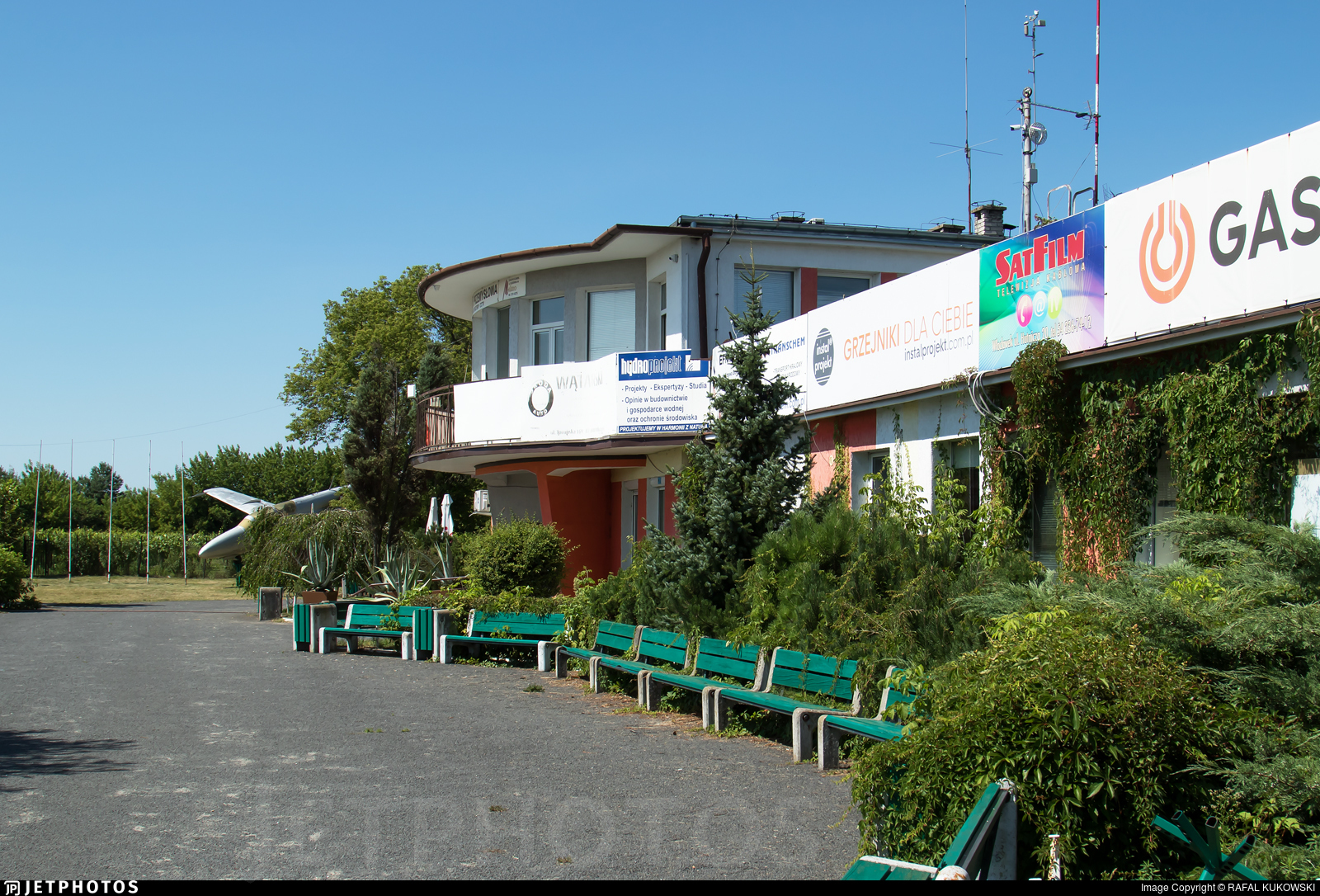 EPWK - Airport - Terminal