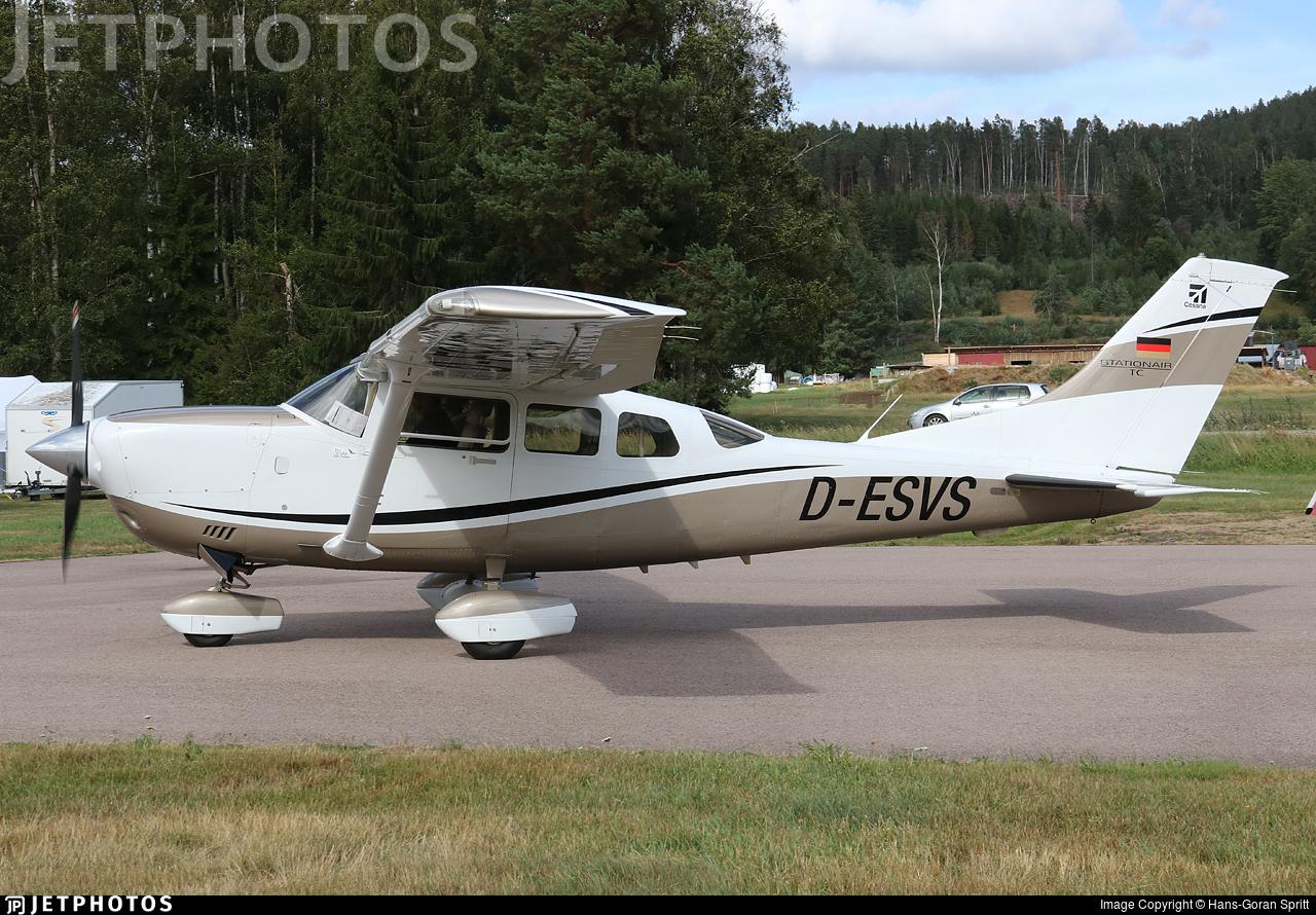D-ESVS - Cessna T206H Stationair TC - Private